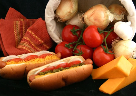 hot_dog_vegetables